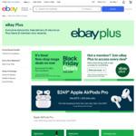 [eBay Plus] Bose QC35ii $249, Sony WH-1000XM4 $299, AirPods Pro $249, AirPods 2 $99, Galaxy A51 $399, Apple Watch 3 $249 @ eBay
