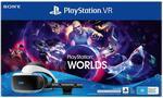 PlayStation VR Mega Pack Bundle 3 $299 (OOS), PlayStation VR with Camera and Game Bundle (V5) $249 @ JB Hi-Fi