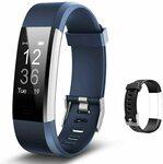 Lintelek Fitness Tracker $9.99 Delivered @ Amazon AU