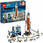 LEGO City Deep Space Rocket and Launch Control 60228 $95.20 (RRP $159.99) Delivered @ Amazon AU