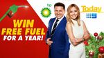 Win 1 of 15 $3,500 BP Gift Cards from Nine Network