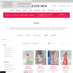Forever New - Take a Further 30% off (Stacks with Take a Further 25% off) + Free Shipping with $75 Spend