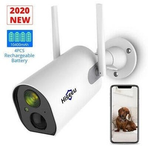 Wireless Security Camera Outdoor Waterproof WiFi Surveillance Camera Home $31.89 Delivered @ Kogan