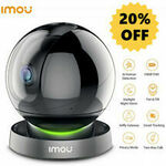 IMOU Ranger IQ 1080P Indoor Security Camera $108 (Was $135) Delivered @ IMOU Official AU eBay