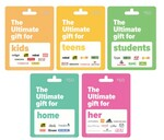 Collect 1,000 Bonus flybuys Points When You Buy a $50 or above Ultimate Kids, Teens, Students, Home or Her Gift Card @ Coles