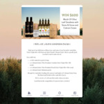 Win 1 of 3 Olive Goodness Packs Worth $200 from Stone & Grove