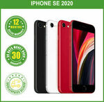 Apple iPhone SE (2020) Unlocked 64GB $569.99, 128GB $609.99, 256GB $659.99 Delivered @ oz_wonderland eBay