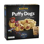 ½ Price Marathon Puffy Dogs 600g Pack $3.95 @ Coles