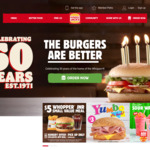 Hungry Jack's 24 Chicken Nuggets for $9.95 @ Hungry Jack's
