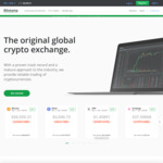 US$20 Cash Each for Referrer and Referee after US$100 (~A$128) Trade by Referee within 30 Days @ Bitstamp Crypto Exchange