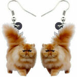 Ginger Persian Angry Cat Drop Earrings $7.59 Delivered (Was $8.99) @ Findsaustralia via eBay