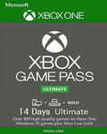 [PC, XB1] Xbox Game Pass Ultimate 14 Days Key US$2.46 (~A$3.17) @ BCDKEY