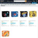 [Prime] 30x 375ml Cans: Pepsi, Pepsi Max, Sunkist, Solo, Schweppes Lemonade $14ea Delivered @ Amazon AU