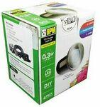 HPM 4 Piece Round LED Deck & Step Light Complete DIY Kit $59 Delivered @ Eeet5p via eBay
