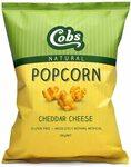 [Prime] Cobs Popcorn Varieties $1.42 ($2.20 for Sea Salted Caramel & Sea Salt & Cider Vinegar) Delivered @ Amazon AU