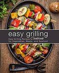 [eBook] Free - Easy Cookbook: Grilling+Ethnic+Bean Dip+Brussels Sprouts+Caprese+Escarole & Endive - Amazon AU/US