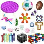 Soaab 32 Pack Sensory/Fidget Toys Set $20.31 + Delivery ($0 with Prime/ $39 Spend) @ Soaab via Amazon AU