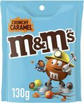 [Back Order] M&M's Crunchy Caramel 130g $2.25 (Min Qty 3) + Delivery ($0 with Prime/ $39 Spend) @ Amazon AU