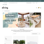 Up to 45% off Selected Outdoor Dining Chairs: Palmo 3 Piece $348.75, Rita 4 Set Chairs $343.20 + Delivery @ Eliving Furniture