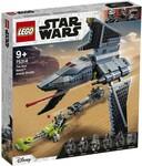 LEGO Star Wars The Bad Batch Attack Shuttle 75314 $109 (Was $139) + Shipping ($0 C&C) @ BIG W