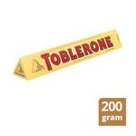 ½ Price Toblerone 200g $2.50 ($1.25/100g) & 360g $6 ($1.67/100g) @ Coles