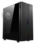 "Gaming PC with AMD Ryzen 5 3600, RTX 3060, B550 MB, 16GB RAM, 480GB 2.5"" SSD, 650W PSU $1499 + Shipping @ TechFast"