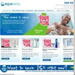 Aquasana USA Sale on Water Filters 30-40% off