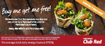 BOGOF Red Rooster's New Flatbreads