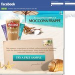 Moccona Frappe FREE Sample FB Required