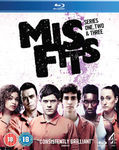 Misfits - Series 1-3 Blu-ray @ Zavvi ~$24.20 Delivered