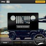 Free Jeep Grilles Sticker