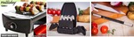COTD Furi Oztitech Knife Sharpener $6 or 1200W Table Electric Grill at $9.95+Shipping with Coupon