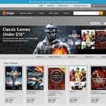 Origin - Classic Games - under $10 !