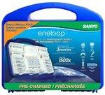 Eneloop Super Power Pack @ Amazon Lightning Deals $46.96 Delivered,