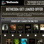 2 Bethesda Games for $15 (Steam) - Get Loaded Go