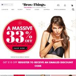 Bras N Things - Buy 3 Bras and Get 33% OFF + Free Shipping on Orders over $99