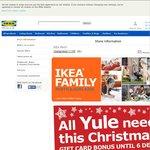 IKEA Giftcard, Buy $100 Get $20, Perth