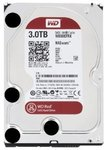 $162 WD Red 3TB for NAS 3.5-Inch Desktop Hard Drive - OEM