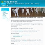 [MELB] Tang Soo Do (Korean Karate) Martial Arts Lessons $110 for Rest of Year Hawthorn