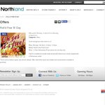 Roll'd Free 'B' Day - Northland (VIC) 14th April, 2014