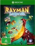 Rayman Legends Xbox One & PS4 $37 + $0.99 Shipping at JB Hi-Fi Online