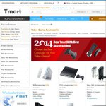 Tmart - 10% off on Any Video Games and Accessories Purchase
