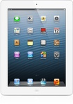 Apple iPad 4 Wi-Fi + 4G 128GB White $699 + Free Express Shipping [FREE STYLUS PEN] @ Centrecom