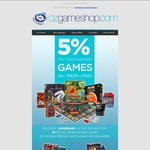 5% off Card and Board Games All Week at OzGameShop.com