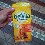Free Belvita Biscuits in SYD: Cnr George St & Park St