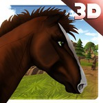 """""""Wild Horse Adventure"""" Android App Game. Level Unlock Was $3.99, Now $0.99"""