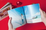 "$0 Personalised Photobook, 6"" X 6"" (Pay Only Postage) Via Groupon"