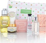 L'OCCITANE Spend $60 to Receive The Velvety Delights Collection for $25 Instead of $50