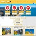 Gold Coast Theme Park 3 Days 3 Parks $89.99 @ Travelandyou