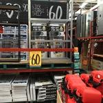 Ultimate Storage Heavy-Duty Shelving Unit, $60 @ Bunnings